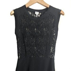 Aritzia Dresses - Aritzia Wilfred Sablons Silk and Lace Dress
